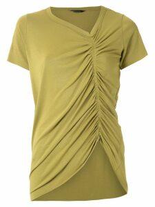 Uma Raquel Davidowicz Chapel ruched blouse - Green