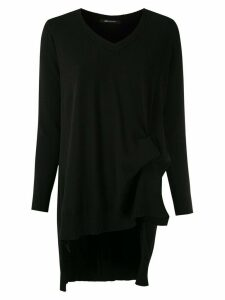 Uma Raquel Davidowicz Tim knit blouse - Black