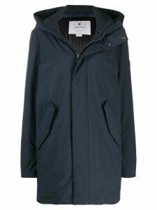 Woolrich Mountain parka coat - Blu