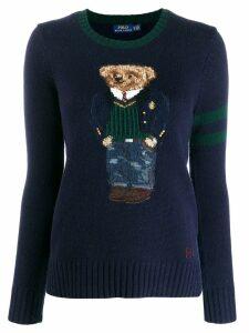 Polo Ralph Lauren teddy sweater - Blue