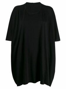 Rick Owens DRKSHDW oversized T-shirt - Black