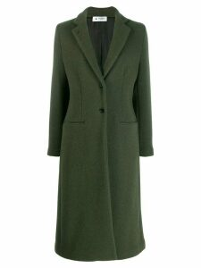 Barena single breasted coat - Green