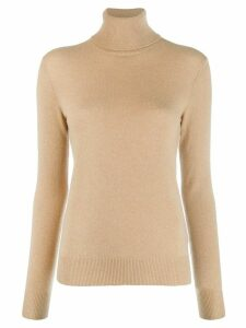 Polo Ralph Lauren turtleneck jumper - NEUTRALS