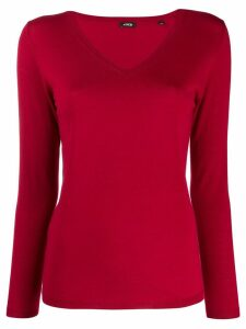 Aspesi V-neck sweater - Red