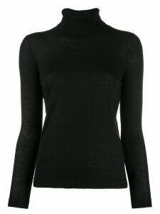 Paule Ka rollneck knit sweater - Black
