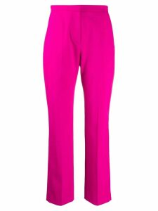 Maison Rabih Kayrouz slim-fit trousers - Pink