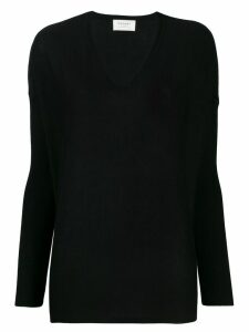 Snobby Sheep loose fit sweatshirt - Black
