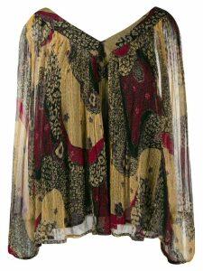 Mes Demoiselles Sabri blouse - NEUTRALS