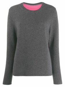 Chinti & Parker colour-block jumper - Grey
