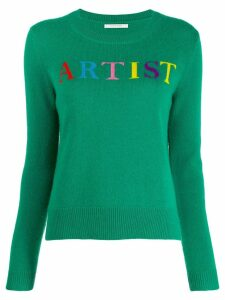 Chinti and Parker slim-fit jumper - Green