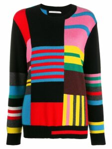 Chinti & Parker colour-block jumper - Blue
