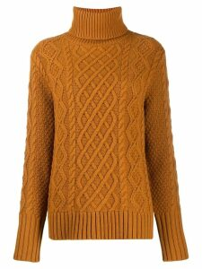 Chinti and Parker novelty knit jumper - NEUTRALS