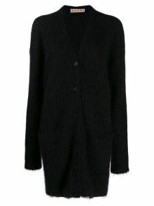 Marni oversize v-neck cardigan - Black