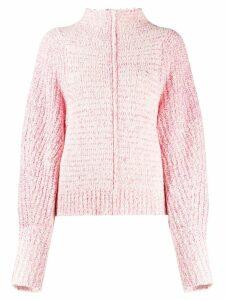 Isabel Marant Edilon jumper - PINK