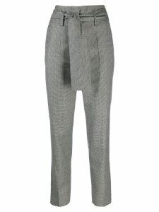 Fabiana Filippi high-waist tailored trousers - Grey
