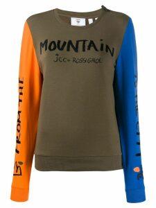 Rossignol JC de Castelbajac Women JCC sweatshirt - Green