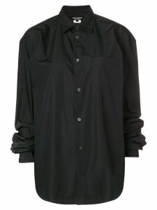Junya Watanabe long-sleeve shirt - Black