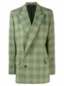 A.F.Vandevorst blazer-style jacket - Green