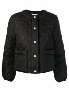 Mackintosh KEISS Black Quilted Nylon Jacket LQ-1003