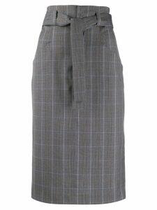 Isabel Marant Étoile Vendel skirt - Grey