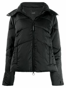 Pinko padded jacket - Black