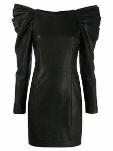 P.A.R.O.S.H. Maze dress - Black