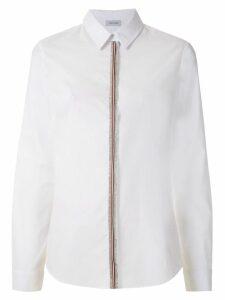 Tufi Duek embellished shirt - White