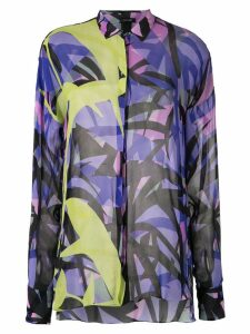 Tufi Duek long sleeves printed shirt - Multicolour