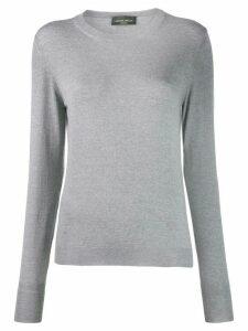 Roberto Collina slim fit jumper - Grey