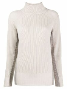 Lorena Antoniazzi turtleneck sweater - NEUTRALS
