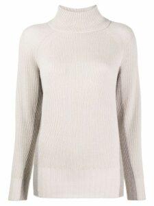 Lorena Antoniazzi turtleneck sweater - NEUTRALS