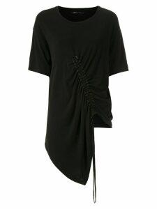 Uma Raquel Davidowicz Cometa gathering detail blouse - Black
