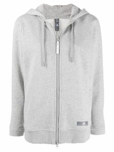 adidas by Stella McCartney ess zipped hoodie - Grey