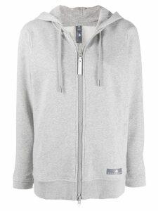 adidas by Stella McCartney ess zipped hoodie - Grey