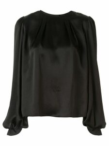 Aje Thurlow long-sleeved blouse - Black