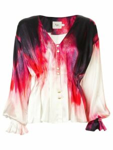 Aje Isadora blouse - Purple