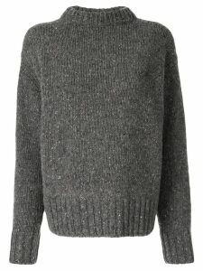 Joseph knit crew neck jumper - Grey