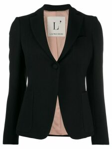 L'Autre Chose fitted tailored blazer - Black