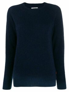 Woolrich long sleeved jumper - Blue