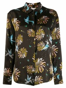 Forte Forte printed shirt - Black