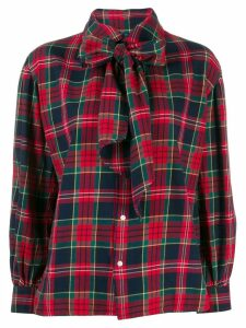 Polo Ralph Lauren check print shirt - Red