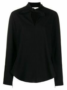 See By Chloé tie neck blouse - Black
