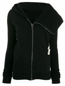 Rick Owens DRKSHDW full zip sweater - Black