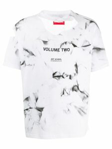 Art School Volume Two print T-shirt - White