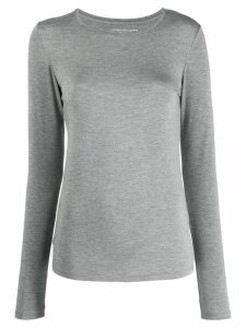 Majestic Filatures long-sleeved T-shirt - Grey