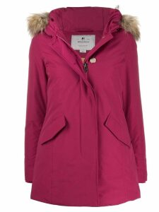 Woolrich Arctic parka coat - PINK