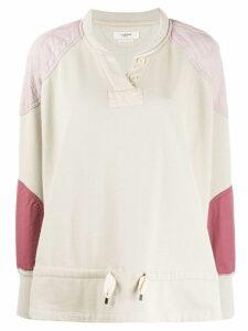 Isabel Marant Étoile Nifen sweatshirt - NEUTRALS
