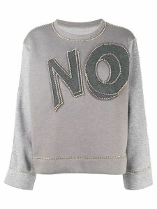 Viktor & Rolf The Immaculate No II sweatshirt - Grey