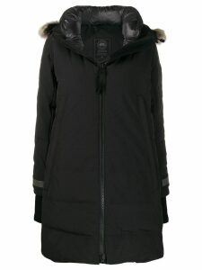 Canada Goose Kenton hooded parka coat - Black