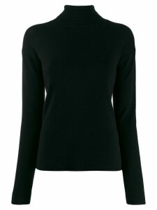Katharine Hamnett London Myrtle high neck jumper - Black